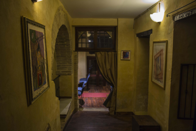 Theater und Garten Rosa Scarlatta
